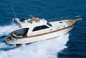 Charter Sciallino 40 Fly