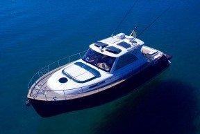 Charter King Bay 45