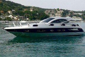 Charter Blu Martin 46 HT