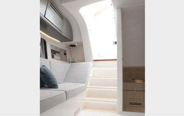 BARRACUDA 42. Charter yacht a Cannigione, lusso e riservatezza.