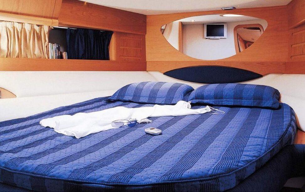 BLU MARTIN 46 camera da letto