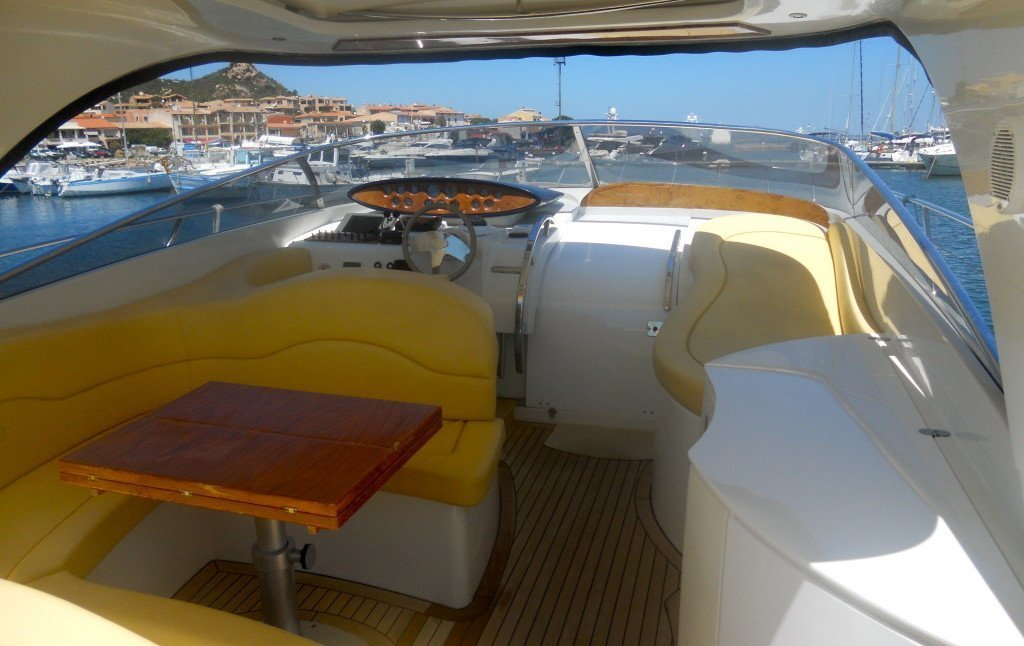 BLU MARTIN 46 to rent in sardinia