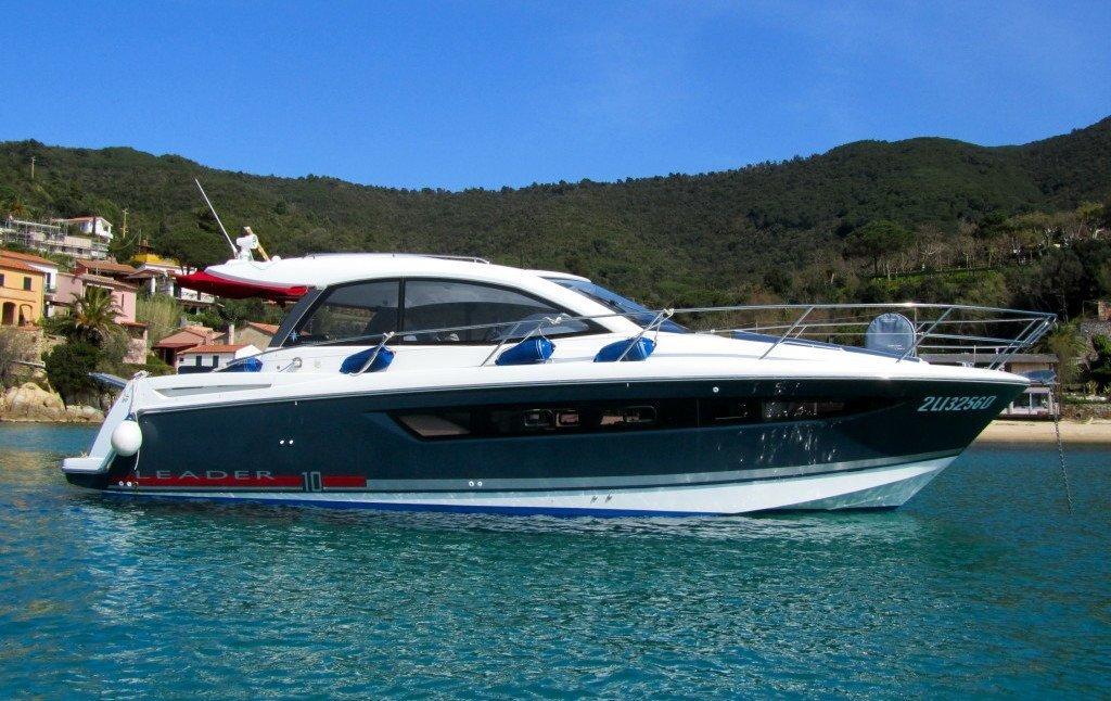 LEADER 10. Affitto yacht a La Spezia