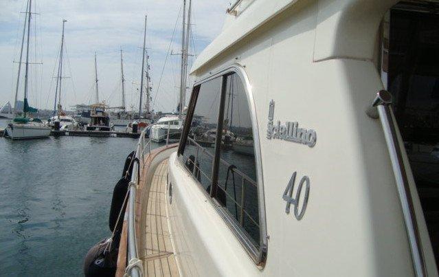 SCIALLINO 40. Bareboat Sardinia Italy