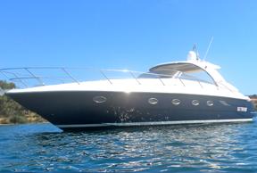 Charter Blu Martin 46