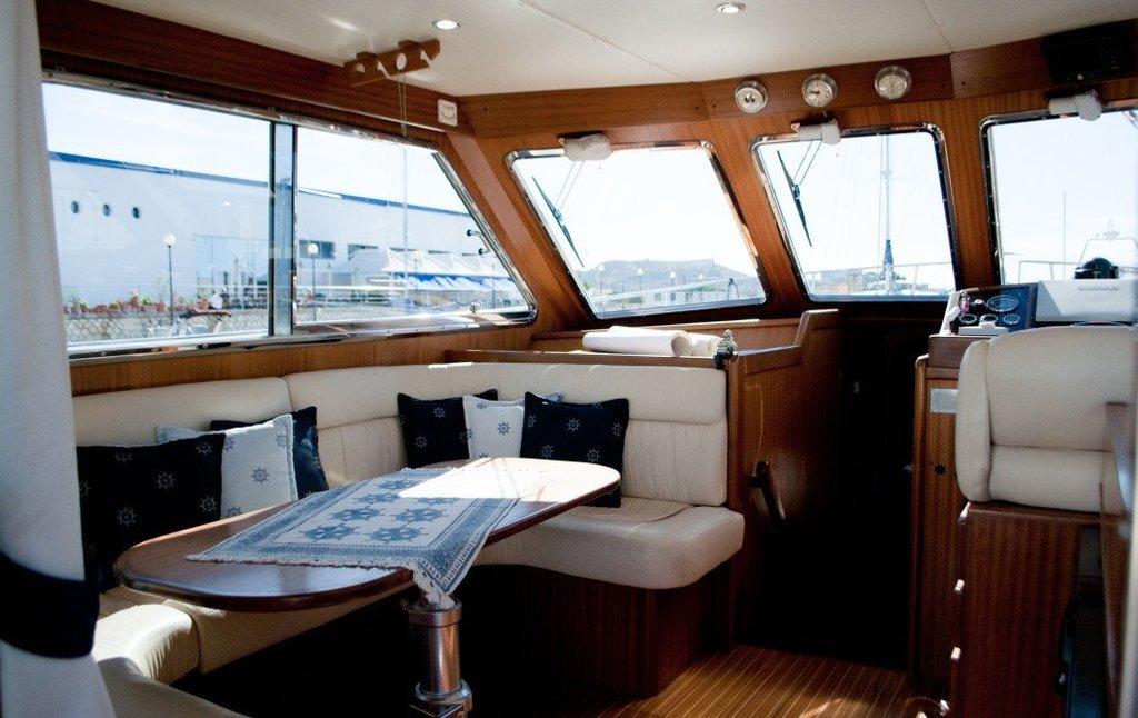 SCIALLINO 40. Barca a motore Cagliari