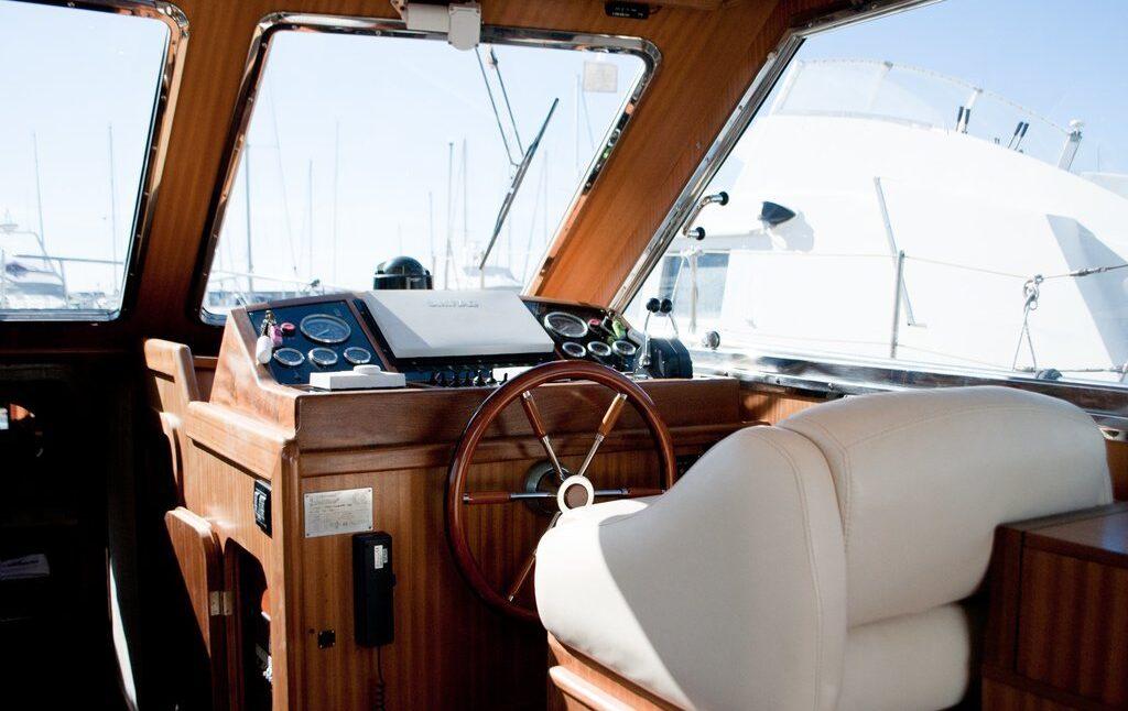 SCIALLINO 40. Barca in affitto Cagliari