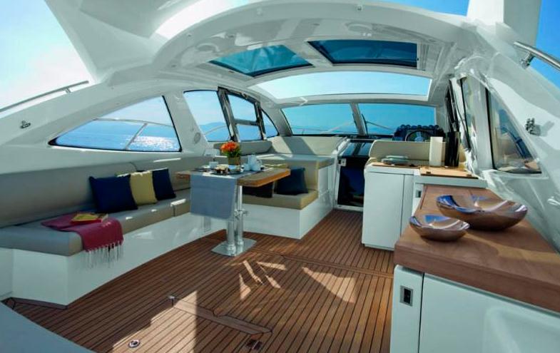 ATLANTIS 54. Yacht a Cannigione in affitto
