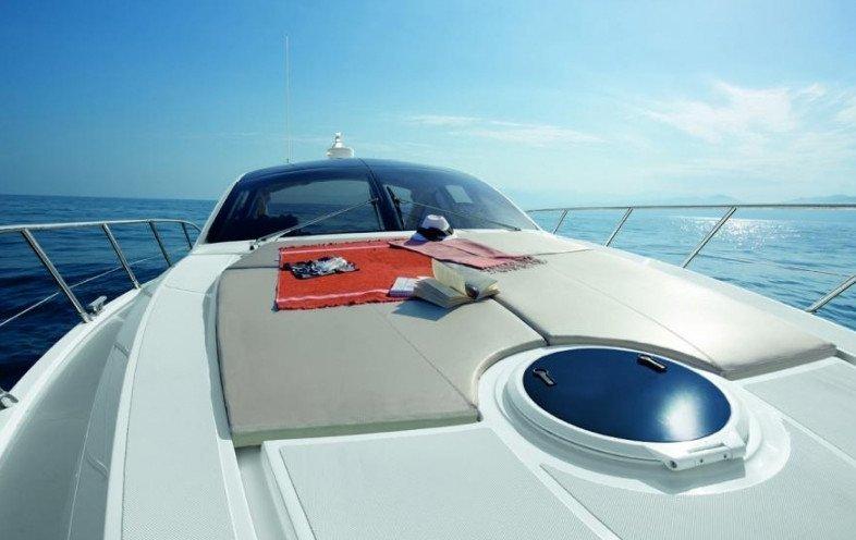 ATLANTIS 54.  Bareboat Nord Sardinia