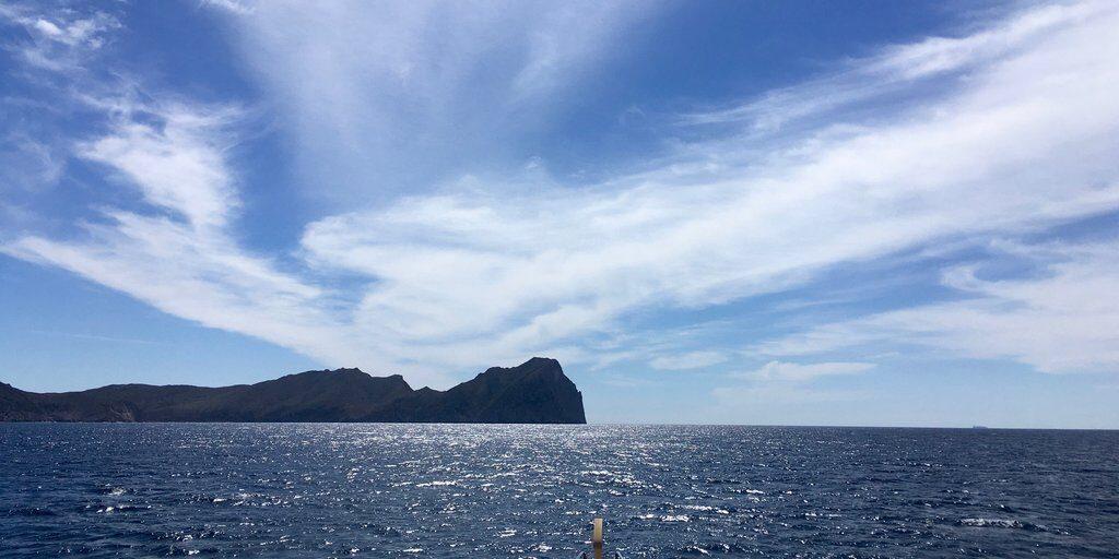 L'estrema punta meridionale della fantastica Sardegna. Capo Teulada