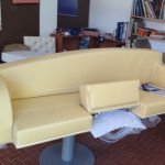 Motor boat Upholstery services in Sardinia picture 1
