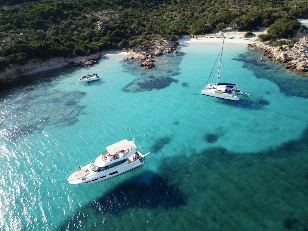 Noleggio Yacht in Sardegna e nel Mar Mediterraneo