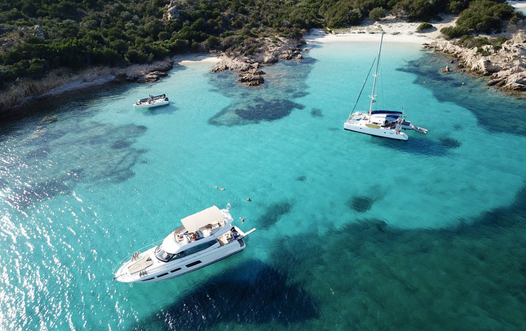 Yacht rental in Sardinia and in the Mediterranean Sea