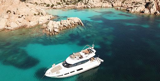 Motorboat Sardegna