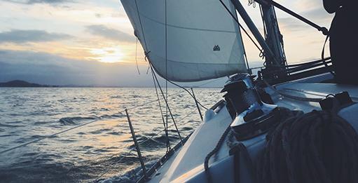 Barca a vela Sardegna